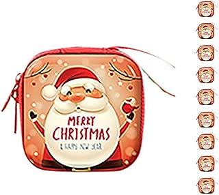 Zentto Monedero navideño Cajas de Auriculares de Navidad ...
