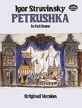 Best petrushka stravinsky score Reviews