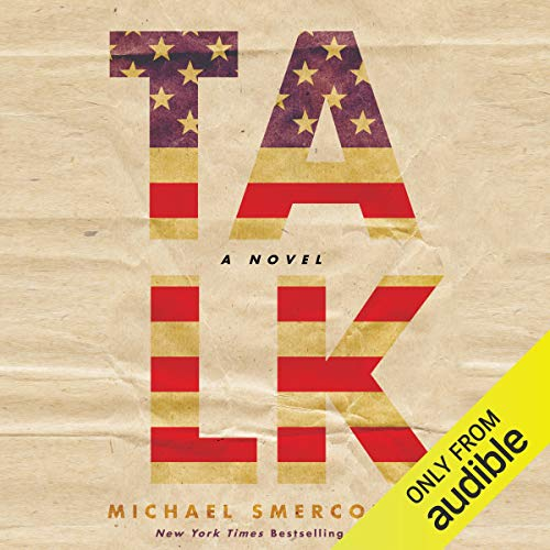 Talk audiobook cover art