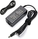 AC Adapter Charger Replacement for Dell 15 P51F P25T P24T P57G P58F P69G P54G P28E P66F P20T P75F P60G P55F P30E P29G P89G P70F P64G P47F P35E P32E P63F P76G P83G P87G Power Supply Cord