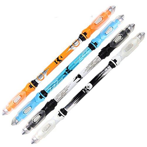 Dsstyle Kugelschreiber mit LED-Beleuchtung Schwarz
