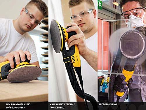 Mirka 2975211 AC24105010 Abranet Ace 150 mm Klettverschluss P100