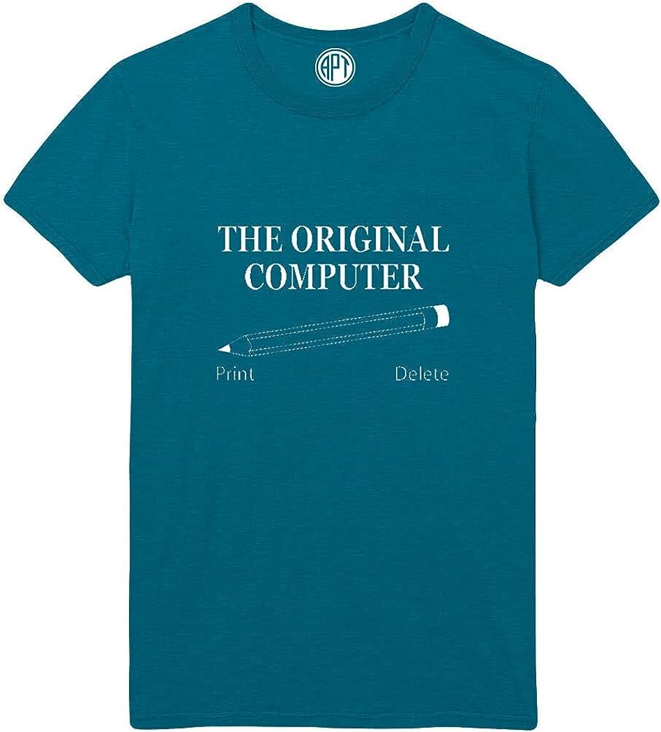 The Original Computer Funny Printed T-Shirt