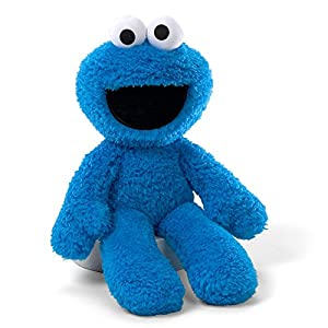 Gund Sesame Street Cookie Monster Take Along Stuffed Animal - 51QwGI37eeL - Gund Sesame Street Cookie Monster Take Along Stuffed Animal