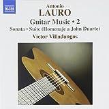 Guitar Music 2 by Victor Villadangos (2007-12-11)