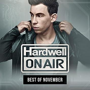 Hardwell On Air - Best Of November 2015