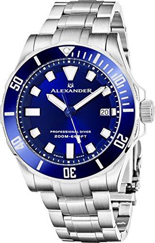 Alexander Professional Diver Watch