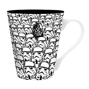 ABYstyle - Star Wars - Taza - 250 ml - Troopers & Vador 4