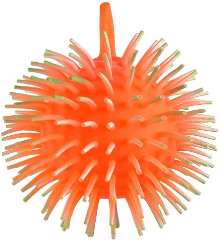 Puffer Ball  4 inch, 3 Tone