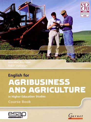 ENGLISH FOR AGRIBUSINESS AND AGRICULTURE COURSE BOOK