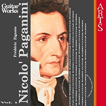 Paganini: Guitar Music Vol. 1