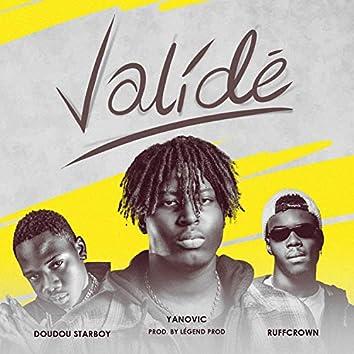 Validé (feat. Doudou Star Boy & Yanovic)