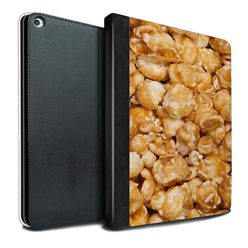 eSwish PU Cuero Funda/Carcasa/Folio Libro en para el Apple iPad Pro 12.9 2015/1st Gen Tablet/Serie: Aperitivos - Palomitas Butterkist