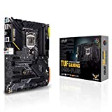 ASUS TUF Gaming Z490-PLUS - Placa Base Gaming ATX Intel de 10a Gen LGA 1200...