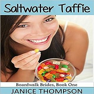 Salt Water Taffie audiobook cover art