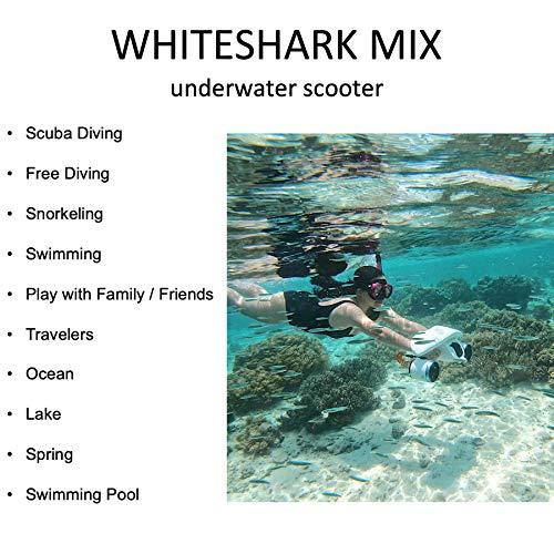 Unterwasser-Scooter Sublue Elektrischer Seabob Bild 3*