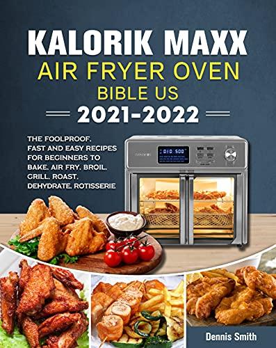 Kalorik Maxx Air Fryer Oven Bible US...