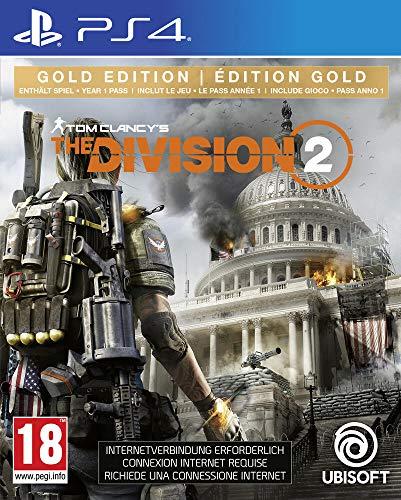 Tom Clancy's The Division 2 - Edition Gold [Edizione: Francia]