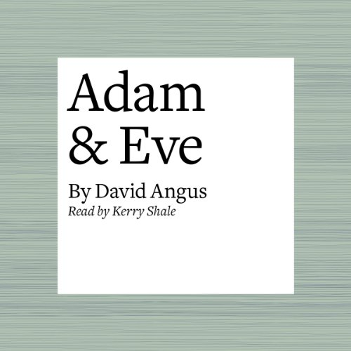 Adam & Eve copertina