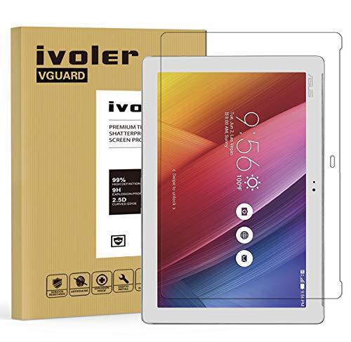 pellicola tablet asus zenpad 10 Pellicola Vetro Temperato ASUS ZenPad 10 Z300C / Asus ZenPad 10 LTE Z301MFL / Asus ZenPad 10 Z301ML 10.1   [Garanzia a Vita]