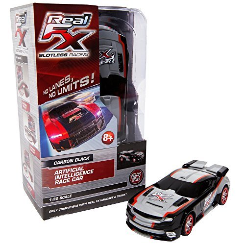 Real FX Racing - Carbon Black Race Car by Real FX
