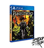 Plague Road on physical disc for the PlayStation 4. Limited to 3,000 copies available worldwide. Region-free.