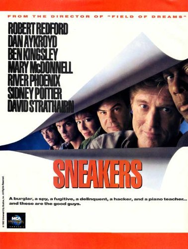 Sneakers 11x17 Movie Poster (1992)