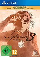 Syberia 3 Limited Edition (PS4) (輸入版)