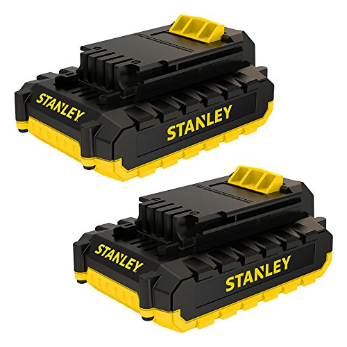 STANLEY(スタンレー)『ブラシレスインパクトドライバー(SBI201D2K)』