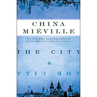 The City & The City audiobook cover art