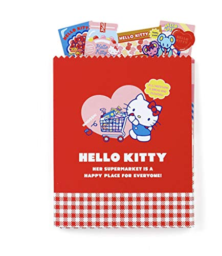 Sanrio Characters Multi Letter Set with Stickers Made in Japan Limited Edition (Hello Kitty)