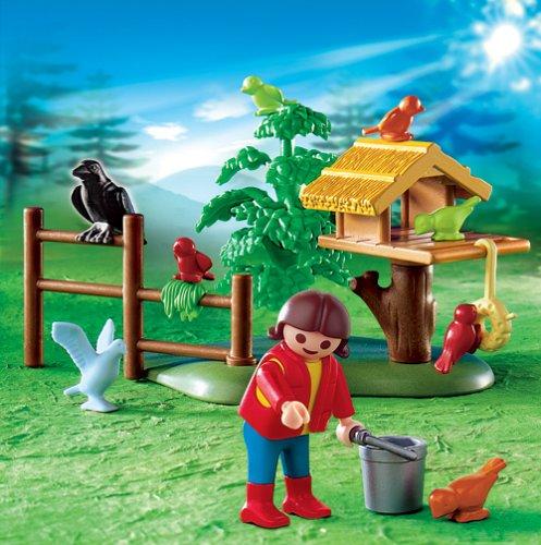 PLAYMOBIL® 4203 - Vogelfütterung
