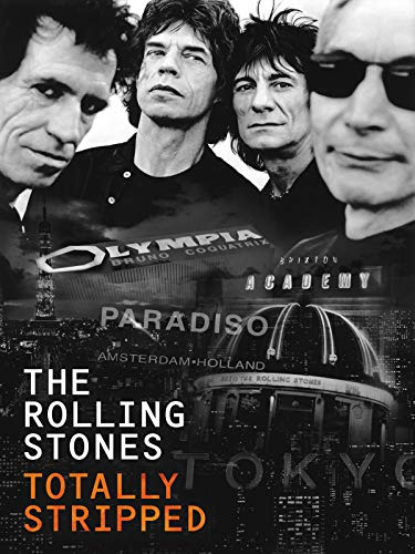 The Rolling Stones - Totally Stripped [OV]