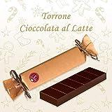 Torrone Cioccolata al Latte con Nocciole da 300 gr. (Box 24 torroni da 300 gr | Sconto 40%...