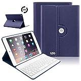 iPad Keyboard Case 9.7 for New ipad 2018(6th) - iPad Pro 2017 (5th)