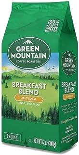 Green Mountain Coffee Roasters Breakfast Blend, Ground Coffee, Light Roast, Bagged 18 oz
