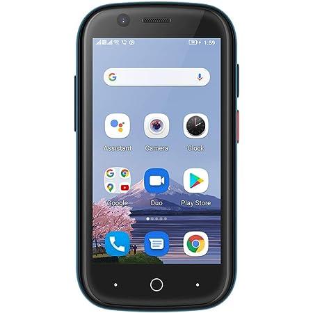 Unihertz Jelly 2, el smartphone 4G más pequeño del mundo, Android 10 desbloqueado 6 GB+128 GB NFC