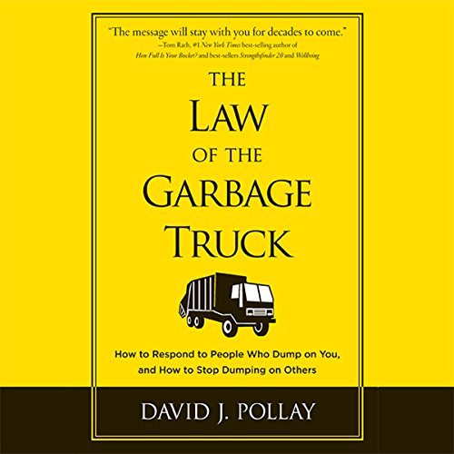 The Law of the Garbage Truck audiobook cover art