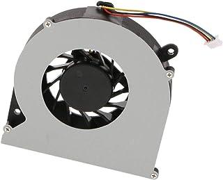 SODIAL Nuevo CPU Cooling Fan Fit 4Pin para HP Probook 4530S 4535S 4730S 6460B 6465B 8460P 646285-001 646284-00 Portátil DC 5V