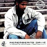Remembering Dave (TV Version) [12inch Ver.]