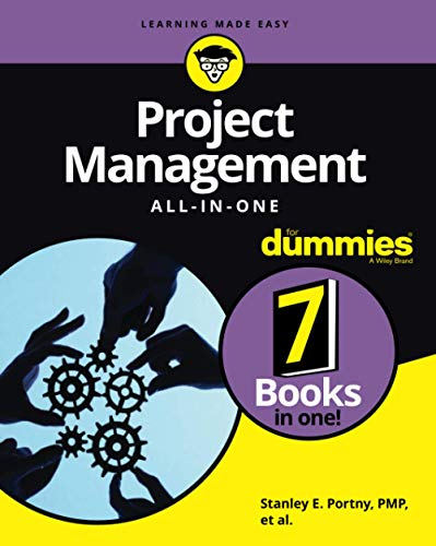 Compare Textbook Prices for Project Management All-in-One For Dummies For Dummies Business & Personal Finance 1 Edition ISBN 9781119700265 by Portny, Stanley E.