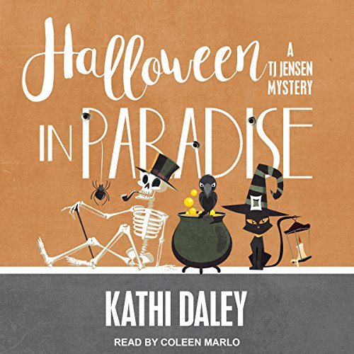 Halloween in Paradise cover art