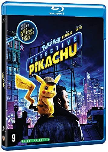 Pokémon-Détective Pikachu [Blu-Ray]