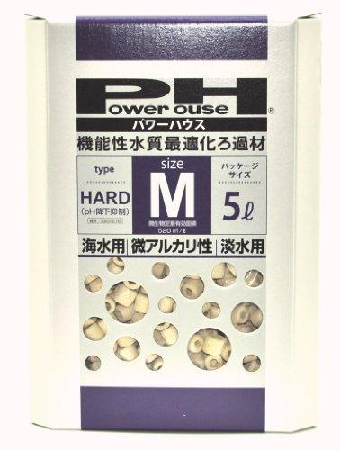 パワーハウス ハードタイプ(PH降下抑制機能) M 5リットル