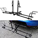 Upright 2 Mountain Bike Rack Hitch Carrier for SUV