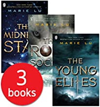The Young Elite 3 Books Set Marie Lu Collection (The Young Elites, The Rose Society, The Midnight Star)