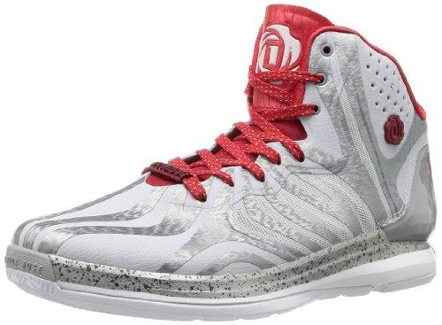 Adidas D Rose 4.5,-Schuhe Basketball Herren, Grau, EUR 51 1/3