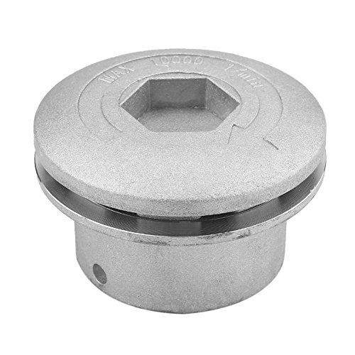 Haofy Cabezal Desbrozador Universal de Aluminio Accesorio