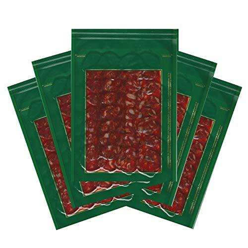 Hacienda Olila Pack de 5 sobres de Chorizo Ibérico Extra
