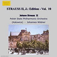J Strauss Edition, Vol.10 (2006-08-01)